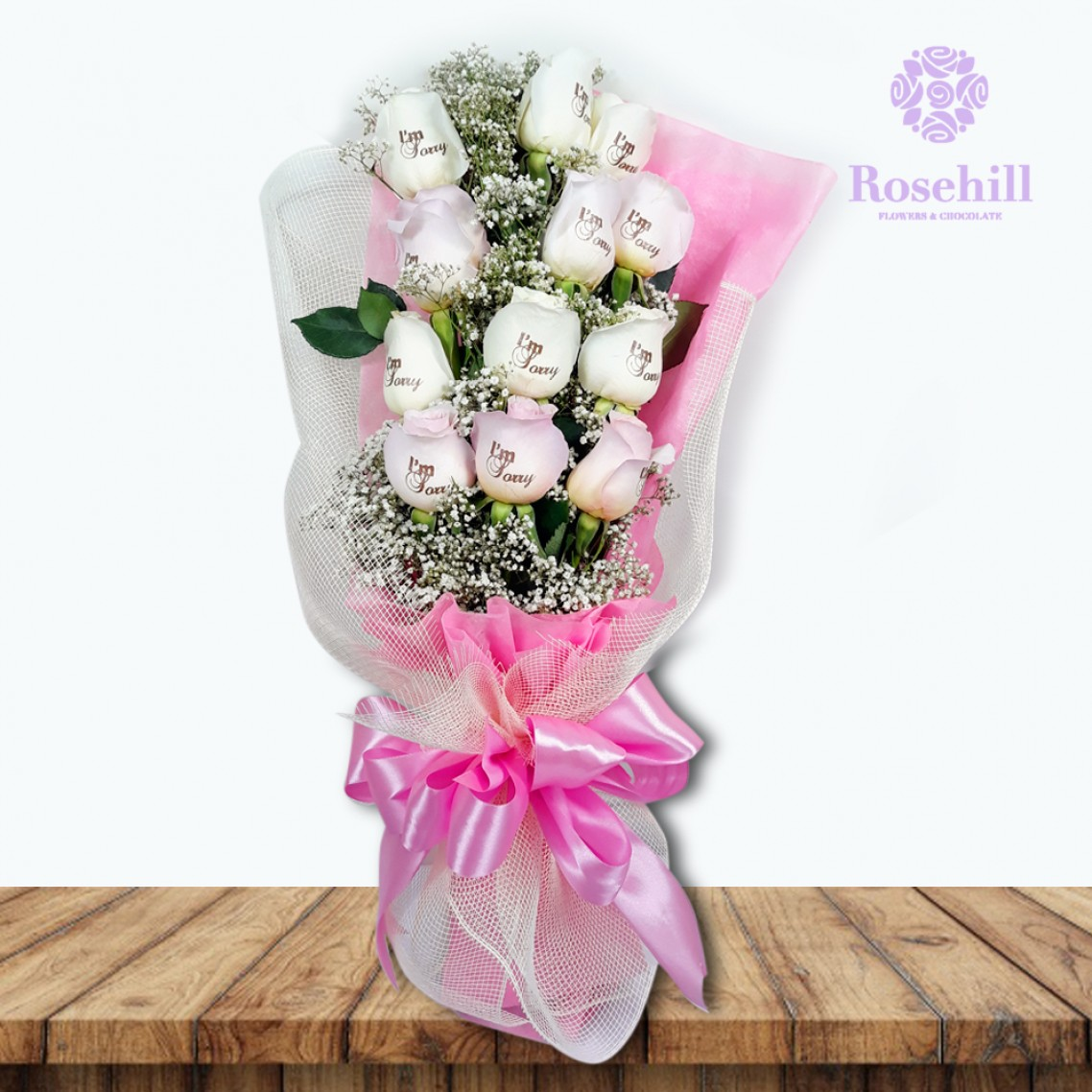 1524671269-h-250-_Rosehill's I'm Sorry Bouquet with Babys Breath- Pink and White.jpg