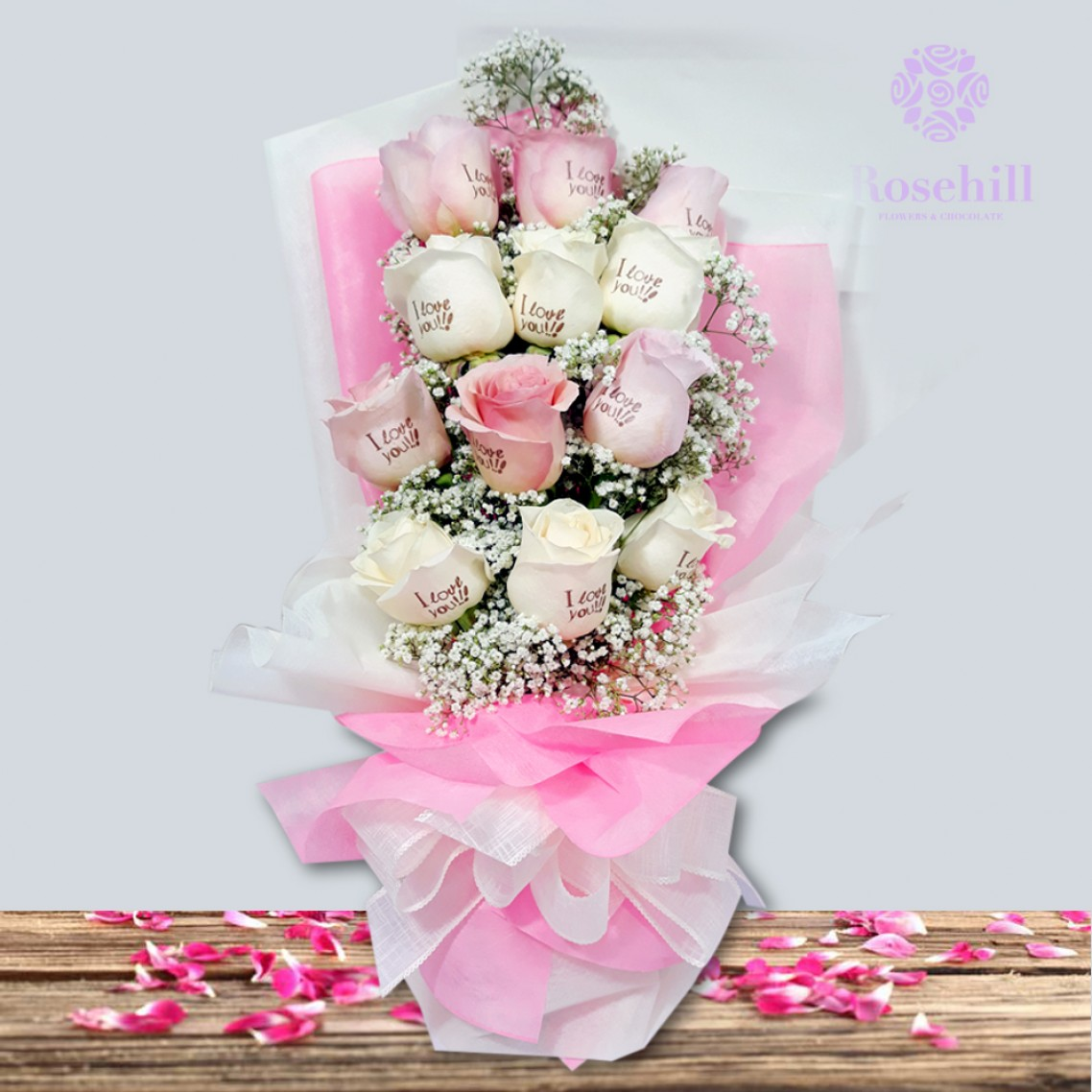 1524673949-h-250-_Rosehill's I Love You Bouquet with Babys Breath- Pink and White.jpg