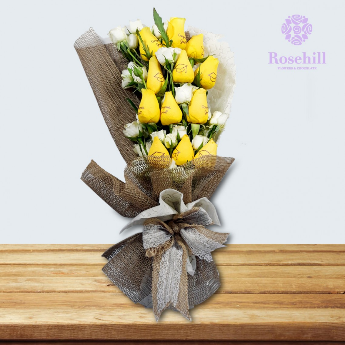 1524676411-h-250-_Rosehill's Graduate Bouquet with Spray Roses- Yellow.jpg